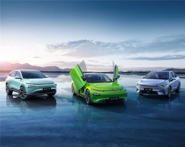 东北证券:给予小鹏汽车买入评级 软件收入开辟利润空间
