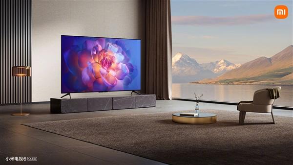 年轻人的第一台OLED电视来了!小米电视6 OLED发布:4999元起