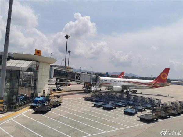 77年老机场停运 我国民航史上规模最大转场今晚上演