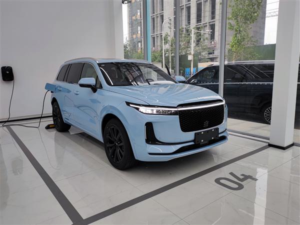 理想港交所上市 新车计划曝光:将推三款SUV 正研发纯电车型