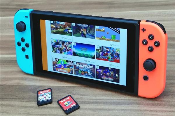 任天堂横扫日本游戏销量榜:排名前30游戏均来自Switch