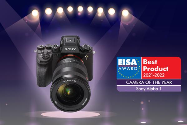 """47999元史上最贵!索尼微单旗舰Alpha 1被评""""年度最佳相机"""""""