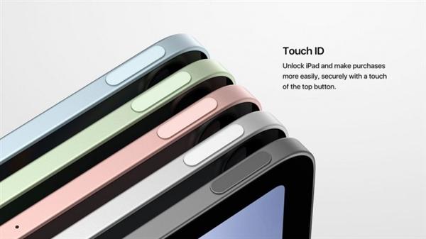 iPad mini 6高清渲染图曝光:没有Home键全面屏设计感受下