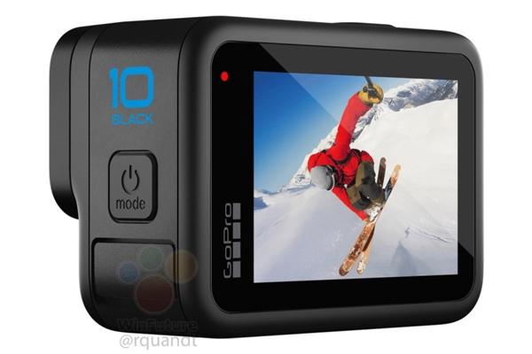 GoPro新一代运动相机Hero 10 Black曝光:史无前例支持120fps/4K