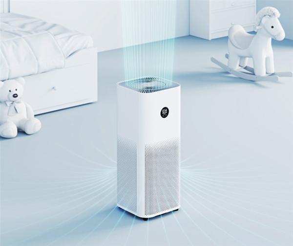 小米米家空气净化器4 Pro发布:除甲醛能力提升185%