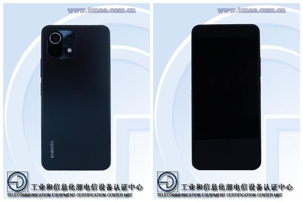 小米新机素颜照公布:157g刷新小米最轻5G手机纪录 或为CC11