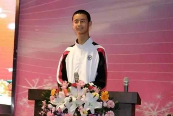 14岁学生上清华 曾考试放水让出第一:不想自己一直霸占