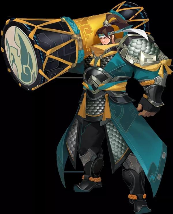 《王者荣耀》S25赛季皮肤官宣:苏烈千军破阵 免费得