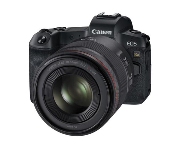 最小天文摄影机 佳能EOS Ra停产