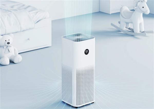 米家空气净化器4Pro新品上市:除醛抗菌 母婴优选
