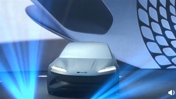 比亚迪全新概念车发布!基于e平台3.0打造