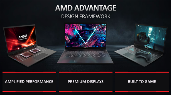 闭着眼就能买 AMD超威卓越平台打造高端游戏本:双A合体