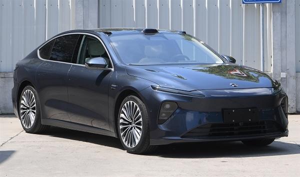 蔚来首款轿车ET7终于量产 激光雷达上车顶!动力爆表