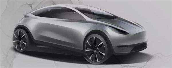 特斯拉16万新车曝光:Model Q