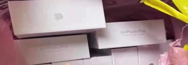 暴利!上海5男子扮快递员卖假苹果耳机 进价75卖千元