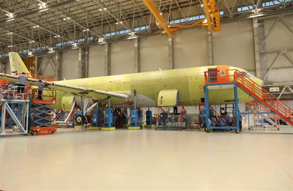 里程碑!国产大飞机C919批生产首架机即将总装