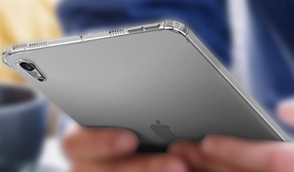 iPad mini 6上手图曝光:8.6寸全面屏、加量不加价