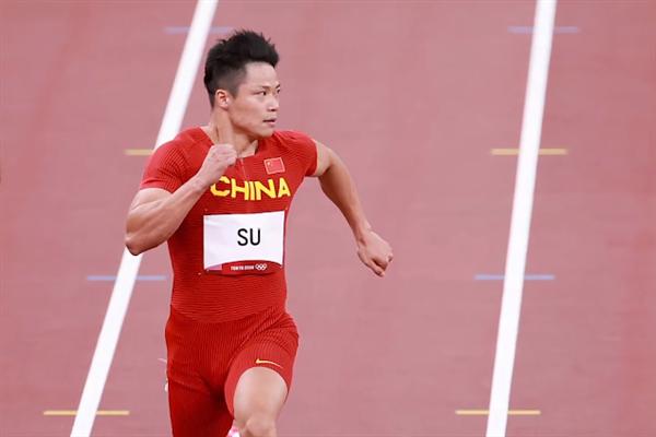 英国短跑选手乌贾B瓶尿样阳性 网友:苏炳添要递补奥运铜牌了?