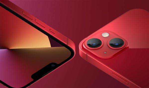 苹果iPhone 13系列亮相:刘海减小20% 依然四款型号