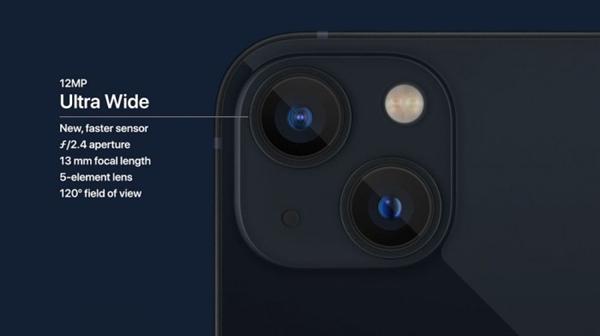 万年不变1200万像素!iPhone 13依然后置双摄:首次加入电影模式-冯金伟博客园