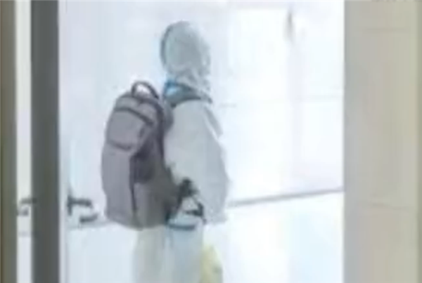 心疼!4岁孩子核酸阳性 独自在医院检查-冯金伟博客园