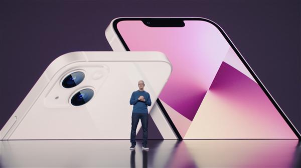 iPhone 13霸占热搜榜 行家:像苹果这样免费引发广泛讨论的也就锤子了