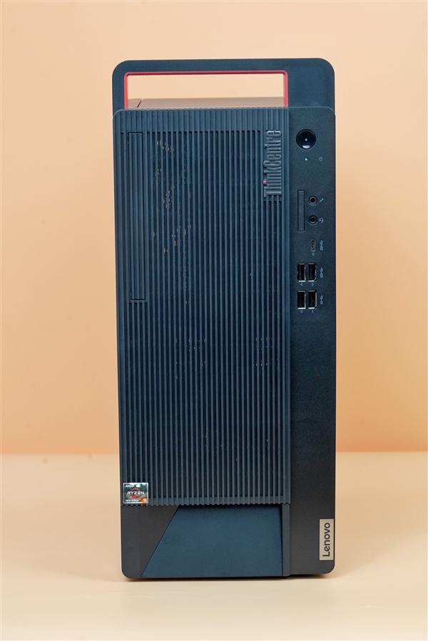 联想ThinkCentre M600t台式主机图赏:17L容积 顶置提手-冯金伟博客园