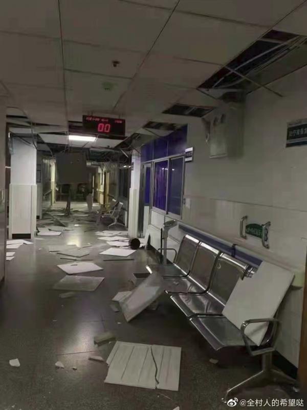 直播:泸县6级地震已致2死60伤!震前四川多地电视弹窗地震倒计时