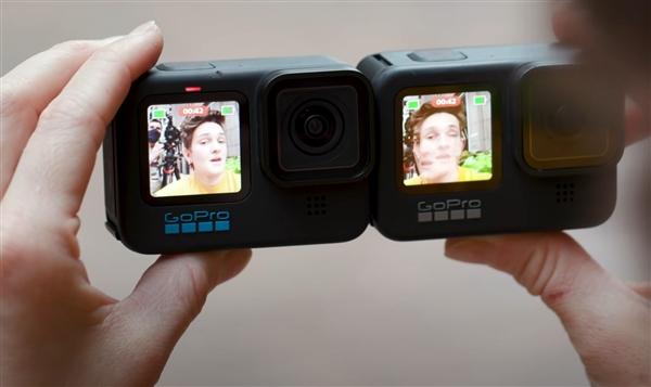 GoPro Hero升级祖传处理器