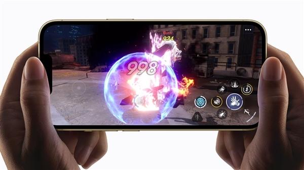 跑分显示:iPhone 13 Pro的GPU比iPhone 12 Pro快55%
