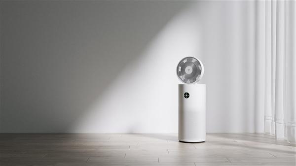 1999元 米家循环风空气净化器开启众筹:买一台抵三台