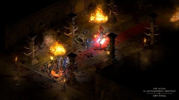 《暗黑破坏神2:重制版》明日发售:主机最强画质