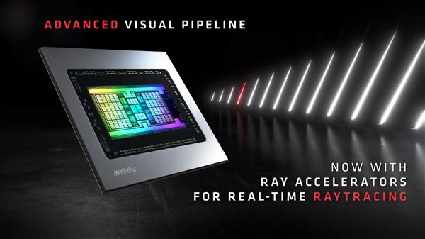 AMD老显卡喜迎光追!四代同堂