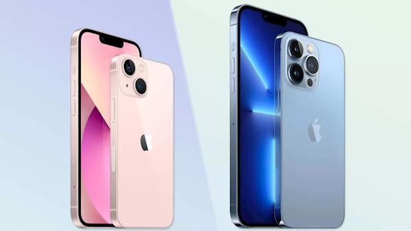iPhone 13首发开卖 最新出货价曝光:mini跌破4800、Pro Max最高加2千
