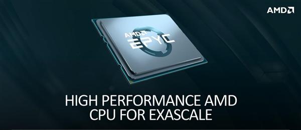 机构:AMD EPYC处理器首次拿到创纪录的16%市场份额