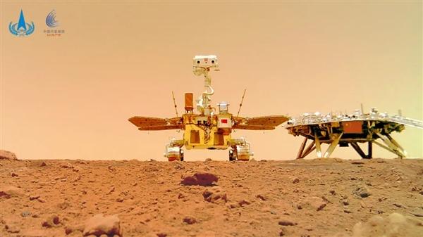 国庆假期火星车也放假!网友:羡慕坏了