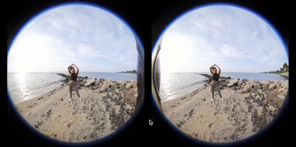 佳能发布史上最奇特镜头 双鱼眼设计 可直出VR视频