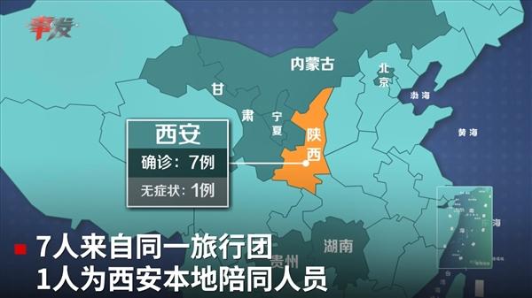 本轮疫情动态地图 涉7省区市26人:云南新增本土确诊1例